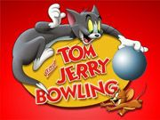 Play Tom and Jerry Bowling