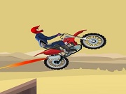 Play Down Hill Stunts Ride