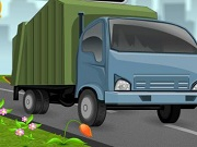 Play Garbage Truck Drive