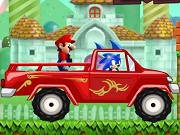 Play Sonic Helps Mario