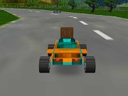Play 8 Bits 3D Racing