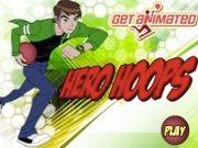 Play Ben 10 Hero Hoops