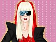 Play Lady Gaga Dress Up