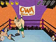 Play GWA Wrestling Riot