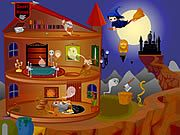 Play Halloween House Makeover 2