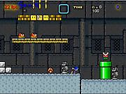 Play Sonic in Mario World 2