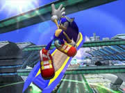 Play Sonic Snowboarding