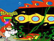 Play Spongebob Bus Rush