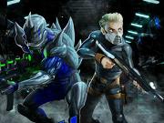 Play Alien Attack Team
