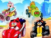 Play Angry Birds Race
