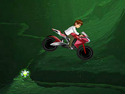 Play Ben 10 Moto Ride