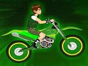 Play Ben 10 Motocross