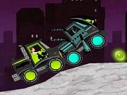 Play Ben 10 Truck Rival