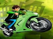 Play Ben 10 Turbo Race