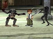 Play Ben 10 Vs Predator Action