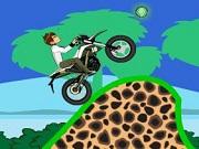 Play Ben10 Motorcycling