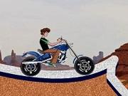 Play Ben10 Omniverse Racing