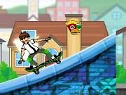 Play Ben10 Skate Champ