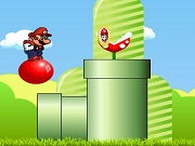 Play Bouncing Mario Adventure