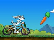 Play Bugs Bunny Biking
