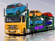 Play Car Carrier Trailer 3