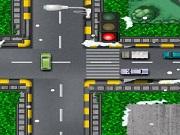 Play Christmas Traffic Control