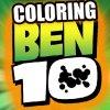 Play Coloring Ben Ten