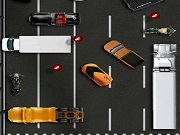Play Crazy City Traffic