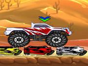 Play Crazy Monster Truck