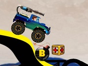 Play Crazy Monster Wheels