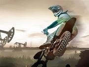 Play Dark Roads Bike