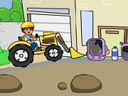Play Diego Tractor Cleaning The Environment