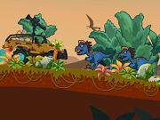 Play Dinosaur Hunter