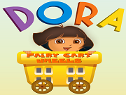 Play Dora Fairy Cart Wheels