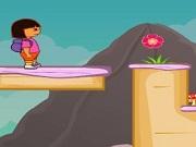 Play Dora Flower Basket Adventure