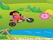 Play Dora Stunts Ride