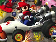 Play Mario Racing