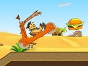 Play Flintstones Riding