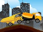 Play Heavy Truck Racing
