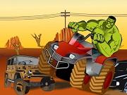 Play Hulk Riding