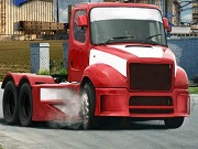 Play Industrial Truck Racing 2