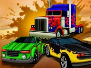 Play Transformers Race