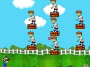 Play Luigi Shoot Zombie