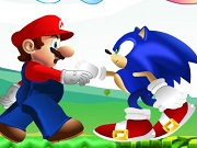 Play Mario And Sonic