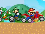 Play Mario ATV Rivals