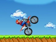 Play Mario Bros Motocross