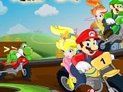 Play Mario Couples Burnout