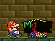 Play Mario Crystal Cave Escape
