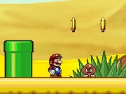 Play Mario Desert Remix