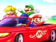 Play Mario Drift Smash
